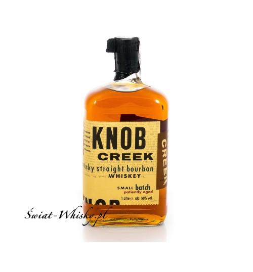 Knob Creek Small Batch 50% 1 l