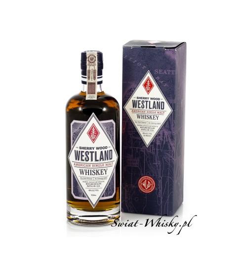 Westland American Single Malt Sherry Wood 46 0 7 L