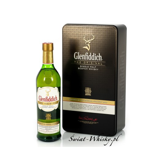Glenfiddich 1963 The Original Inspired Straight Malt 40% 0,7 l