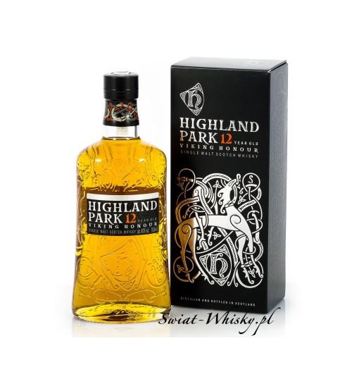 Highland Park 12YO Viking Honour 40% 0,7 l