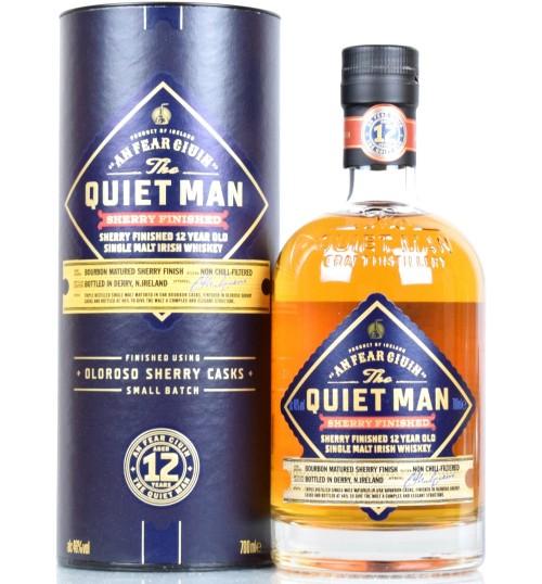 The Quiet Man Sherry Finish 12yo 0.7l 46%