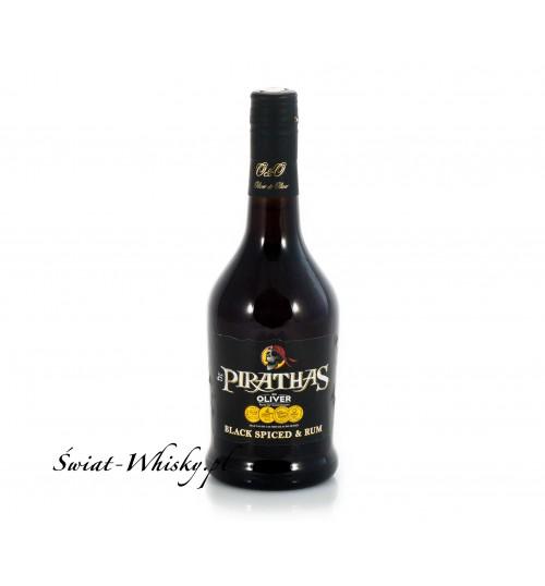 De Pirathas Dominican Spiced Rum 35% 0,7 l
