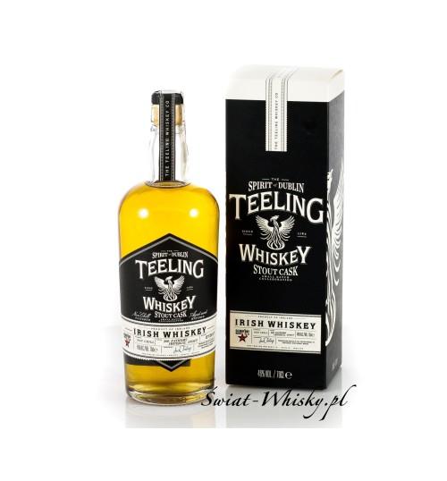 Teeling Stout Cask Irish Whiskey 46% 0.7l