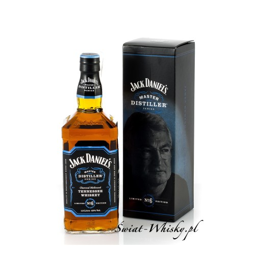 Jack Daniel's Master Distiller Edition No.6 43% 1 l