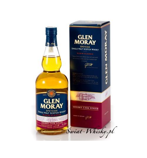 Glen Moray Elgin Classic Sherry Cask Finish 40% 0,7 l