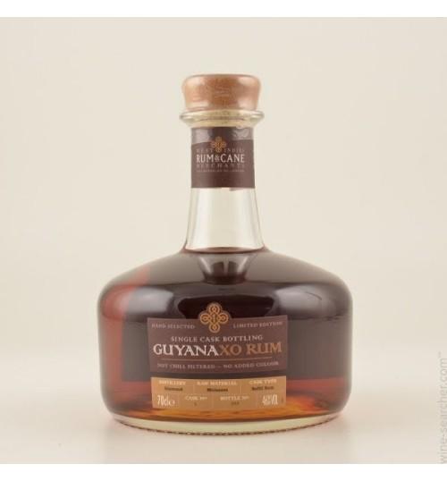 Rum & Cane Guyana XO Rum Limited Edition 46% 0.7l
