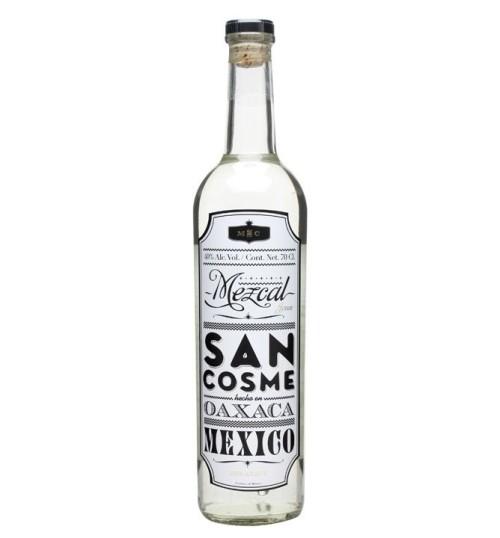 San Cosme Oaxaca Mexico Mezcal 40% 0.7l