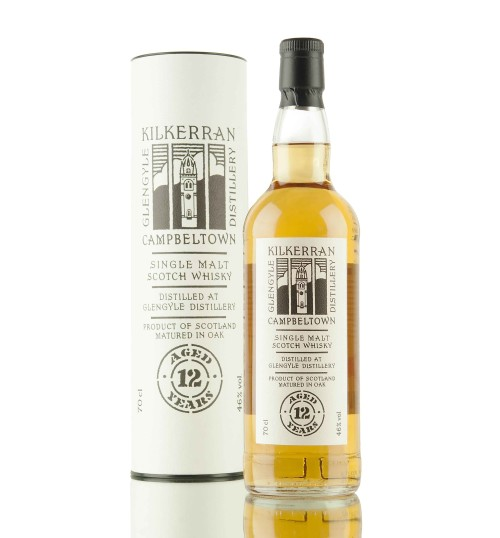 Kilkerran Glengyle 12YO Single Malt 46% 0.7l
