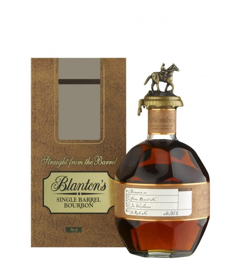Blanton's Straight From The Barrel 66,65% 0,7 l