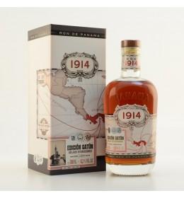 Rum 1914 Edicion Gatun 41.3% 0.7l