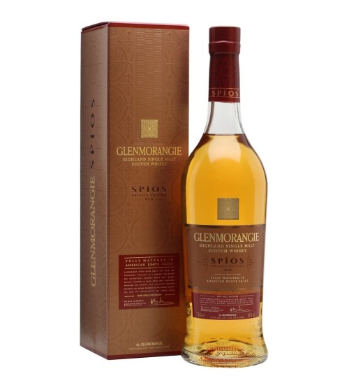 Glenmorangie Spios Private Edition No.9 46% 0,7 l
