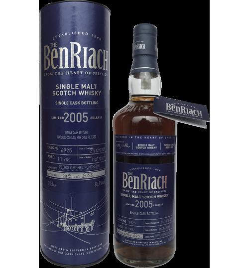 BenRiach 11yo 2005 PX Cask 0.7l 55.7%