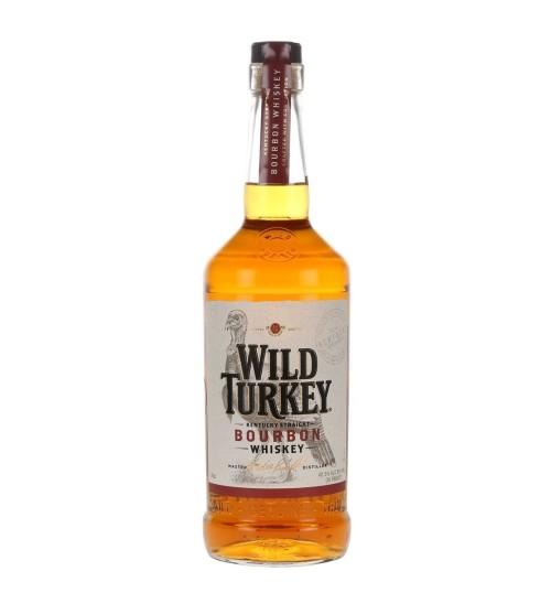 Wild Turkey Kentucky Straight Bourbon 40,5% 0,7 l