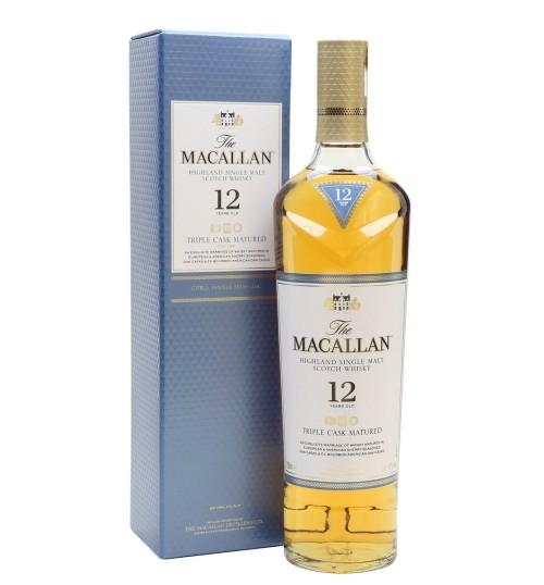 Macallan 12YO Triple Cask 40% 0,7 l