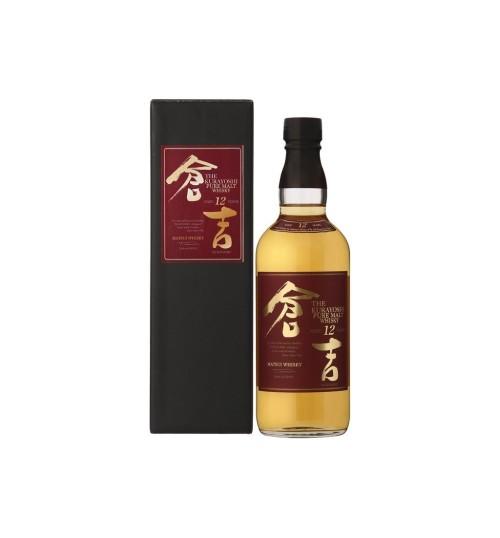 Kurayoshi 12YO Pure Malt Whisky 43% 0.7l