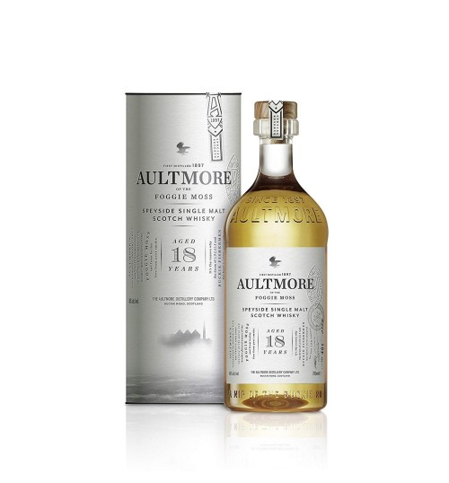 Aultmore 18 Y.O.