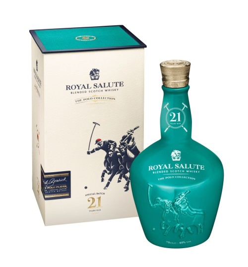 Chivas Regal Royal Salute 21YO Polo Edition 40% 0,7l