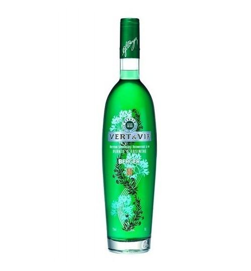 Berger Vert & Vif Absinthe 55% 0,7 l