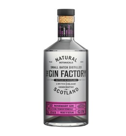 The Gin Factory ROSEMARY 43.8% 0.7l