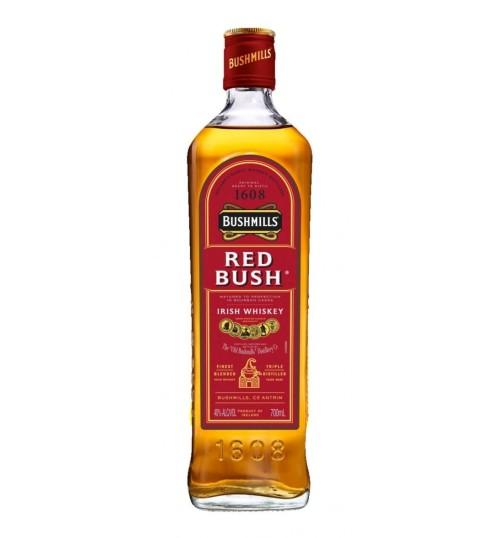 Bushmills RED BUSH Irish Whiskey 40% 0.7l