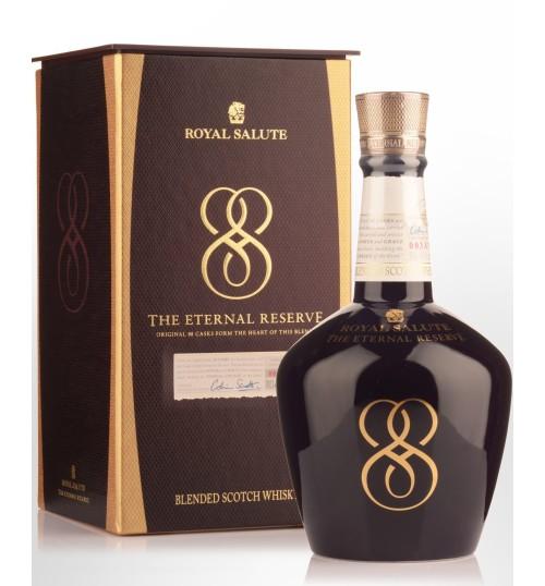 Chivas Royal Salute The Eternal Reserve Blended Scotch Whisky 40% 0,7 l