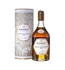 Godet Cognac SINGLE-GRAPE RARE Folle Blanche 40% 0,7 l