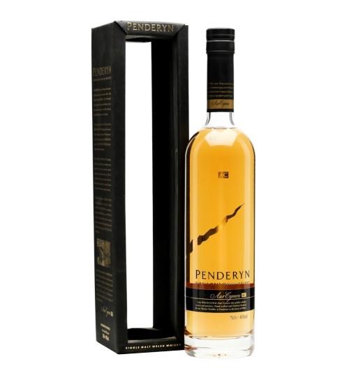 Penderyn Aur Cymru Welsh Whisky MADEIRA Finish 46% 0,7 l