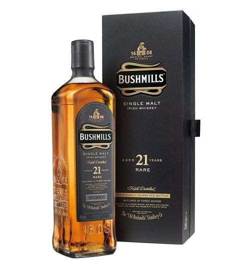 Bushmills 21YO 40% 0.7l