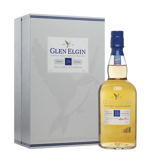 Glen Elgin 18YO 54.8% 0.7l