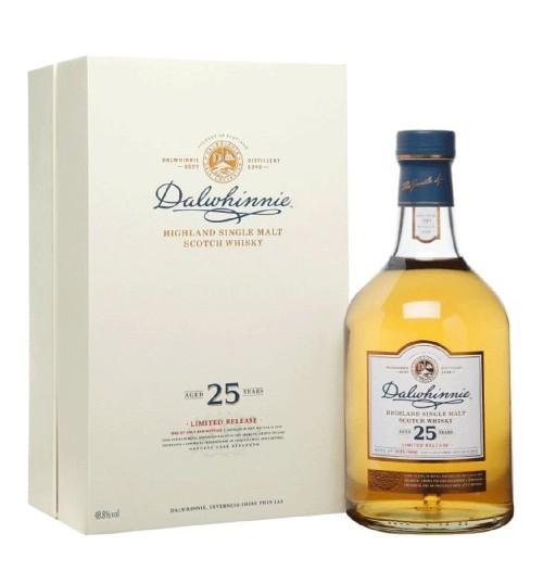 Dalwhinnie 25YO 48.8% 0.7l