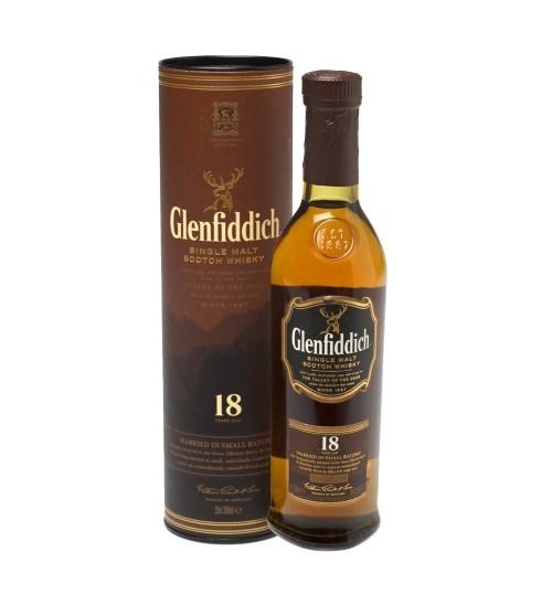 Glenfiddich 18YO Small Batch Reserve 43% 0.2l