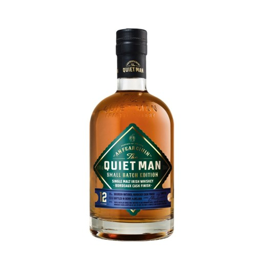 The Quiet Man Bordeaux Cask Finish 12YO 0.7l 46%