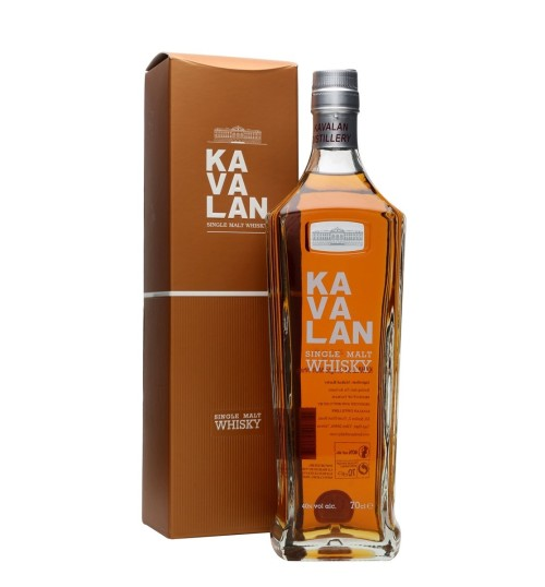 Kavalan Single Malt Whisky 40% 0,7 l