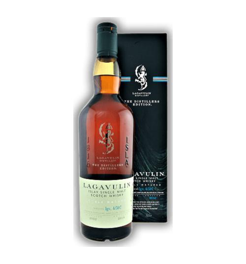 Lagavulin Distillers Edition 2002/2018 43% 0.7l