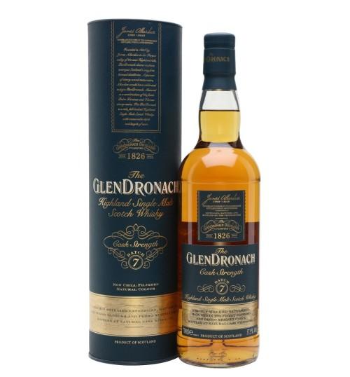 GlenDronach Cask Strength Batch No.7 57.9% 0,7 l