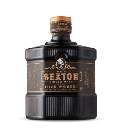The Sexton Single Malt Irish Whiskey 40% 0.7l