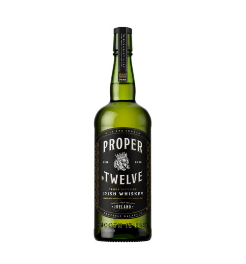 Proper No. Twelve Irish Whiskey 40% 0.7l