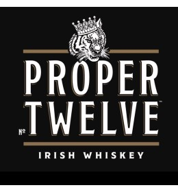Proper No. Twelve Irish Whiskey 40% 0.7l