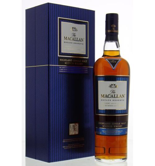 Macallan Estate Reserve Single Malt Scotch Whisky 45.7% 0.7l