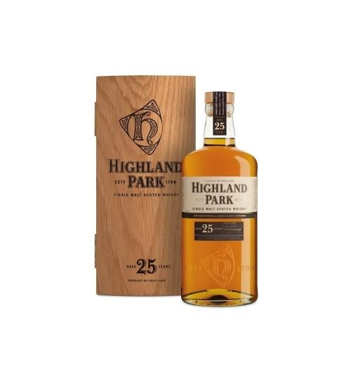 Highland Park 25YO Single Malt Scotch Whisky 45.7% 0.7l