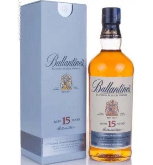 Ballantine's 15YO Blended Scotch Whisky 40% 0,7 l