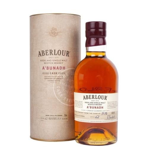Aberlour A'Bunadh no. 62 59,9% 0,7 l