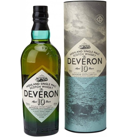 The Deveron 10YO 40% 0,7 l