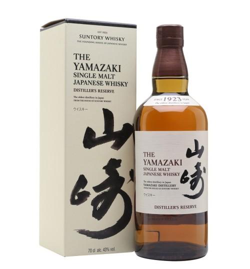 Yamazaki Distiller's Reserve Single Malt 43% 0,7 l