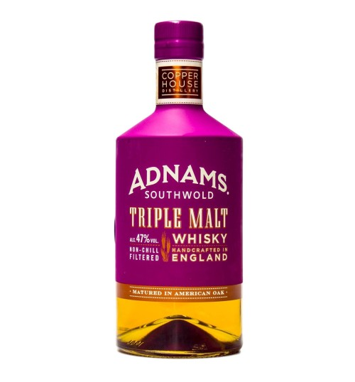 Adnams Southwold Triple Malt Whisky 47% 0,7 l