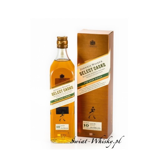 Johnnie Walker 10YO Select Casks Rye Cask Finish 46% 0,7 l