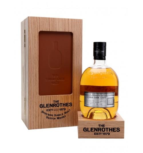 Glenrothes 38YO 1976 SINGLE CASK 2687 40.8% 0.7L