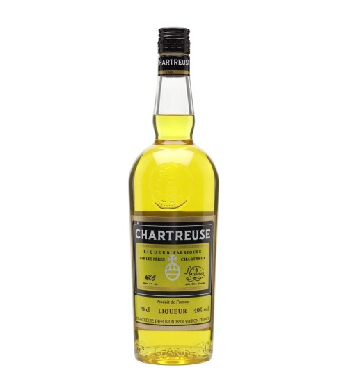 Chartreuse Yellow 40% 0,7 l