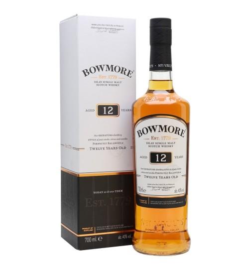 Bowmore 12YO 40% 0,7 l