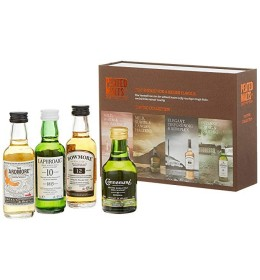 Peated Malts of Distinction Tasting Selection 40% 4x0,05 l